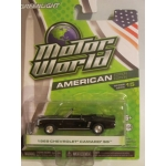 Greenlight 1:64 Chevrolet Camaro SS 1969 black