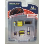Greenlight 1:64 Muscle Shop Tools Michelin Tires