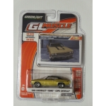 Greenlight 1:64 Chevrolet Yenko Copo Chevelle 1969 gold