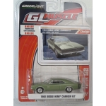 Greenlight 1:64 Dodge Charger R/T Hemi 1968 green