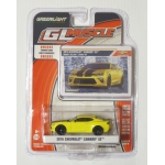 Greenlight 1:64 Chevrolet Camaro SS 2016 bright yellow