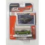 Greenlight 1:64 Dodge Challenger R/T 1971 green