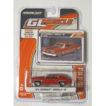 Greenlight 1:64 Chevrolet Chevelle SS 1970 red