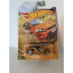 Hot Wheels 1:64 Backroad Rally - Ford Focus RS 2009