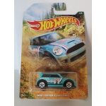 Hot Wheels 1:64 Backroad Rally - Mini Cooper S Challenge
