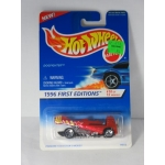 Hot  Wheels 1:64 Dogfighter red HW1996