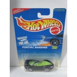 Hot Wheels 1:64 Pontiac Banshee black HW1996