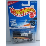 Hot Wheels 1:64 Rail Rodder black HW1996