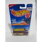Hot Wheels 1:64 School Bus metalflake purple HW1996