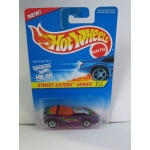 Hot Wheels 1:64 Sillhoutte II purple HW1996