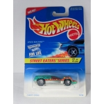 Hot  Wheels 1:64 Speed Machine green HW1996