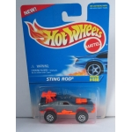 Hot Wheels 1:64 Sting Rod metalflake gray HW1996