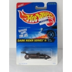 Hot  Wheels 1:64 Thunderstreak black and chrome HW1996