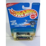 Hot Wheels 1:64 Turbo Streak white blue HW1996