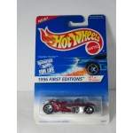 Hot  Wheels 1:64 Twang Thang silver dark red HW1996