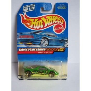 Hot Wheels 1:64 Speed Blaster green HW1999