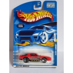 Hot Wheels 1:64 Blown Camaro red HW2000