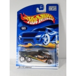 Hot Wheels 1:64 Cabin' Fever black HW2000