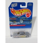 Hot Wheels 1:64 Chevy 1959 silver HW2000