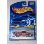 Hot Wheels 1:64 Chevy Pro Stock Truck purple HW2000
