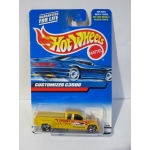 Hot Wheels 1:64 Customized C3500 yellow HW2000