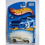 Hot Wheels 1:64 Dodge Concept Car white HW2000