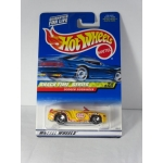 Hot Wheels 1:64 Dodge Sidewinder yellow HW2000