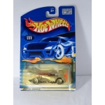 Hot Wheels 1:64 Dogfighter silver HW2000