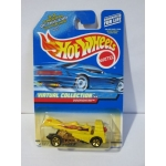 Hot Wheels 1:64 Dogfighter yellow HW2000