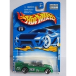 Hot Wheels 1:64 Double Vision green HW2000