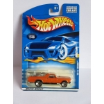 Hot Wheels 1:64 El Camino 1968 orange HW2000