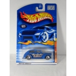 Hot Wheels 1:64 Fat Fendered 1940 blue HW2000