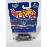 Hot Wheels 1:64 Ford Roadster 1933 black HW2000