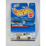 Hot Wheels 1:64 Ford Truck 1956 white HW2000