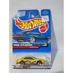 Hot Wheels 1:64 Lexus SC400 yellow HW2000