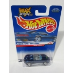 Hot Wheels 1:64 MX48 Turbo dark blue HW2000