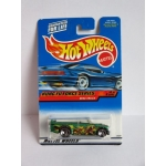 Hot Wheels 1:64 Mini Truck green HW2000