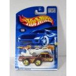 Hot Wheels 1:64 Flame Stopper brown HW2001