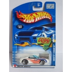 Hot Wheels 1:64 Corvette Stingray III white HW2002