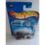 Hot Wheels 1:64 1/4 Mile Coupe black HW2003