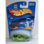 Hot Wheels 1:64 24 Seven green HW2003