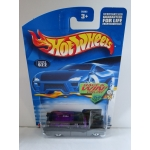 Hot Wheels 1:64 8 Crate grey black HW2003