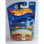 Hot Wheels 1:64 Arachnorod orange HW2003