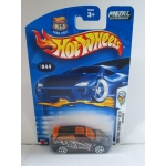 Hot Wheels 1:64 Audacious black HW2003