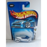 Hot Wheels 1:64 Autonomy Concept 2002 silver HW2003