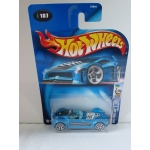 Hot Wheels 1:64 Ballistick blue HW2003