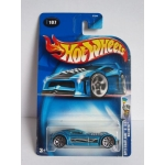 Hot Wheels 1:64 Ballistik blue HW2003