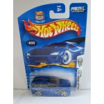 Hot Wheels 1:64 Boom Box blue HW2003