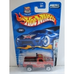 Hot Wheels 1:64 Bywayman brown HW2003