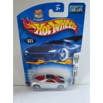 Hot Wheels 1:64 Cadillac Cien silver HW2003